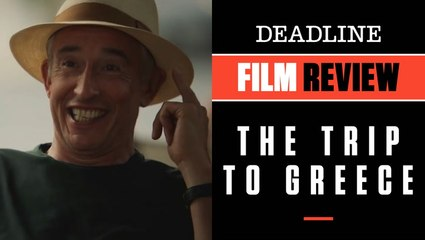 The Trip To Greece   Film Review