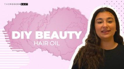 DIY BEAUTY: Hair Oil