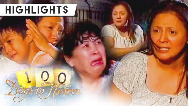 Myrna bravely claims back her son from Ibyang | 100 Days To Heaven