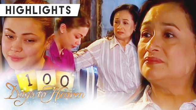 Sophia tells Anna that she misses her mother | 100 Days To Heaven