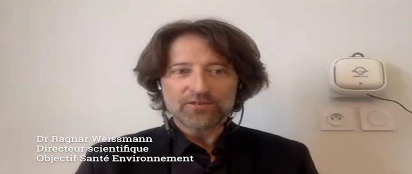 Covid-19, confinement et qualité de l'air intérieur, Ragnar Weissman – complet