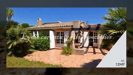 Vente Villa 4 pièces Sainte-Maxime Sémaphore a rénover avec
