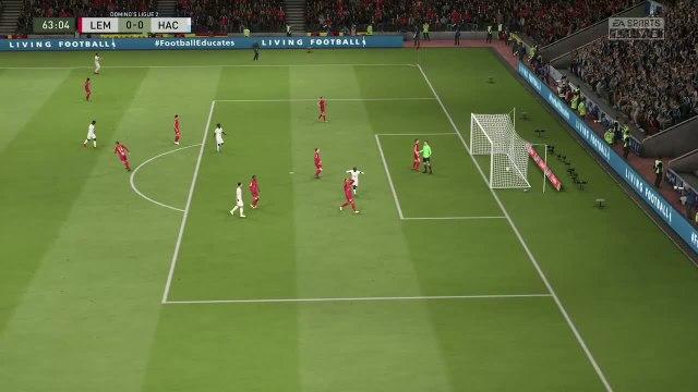 Le Mans FC - Le Havre FC : notre simulation FIFA 20 (L2 - 35e journée)