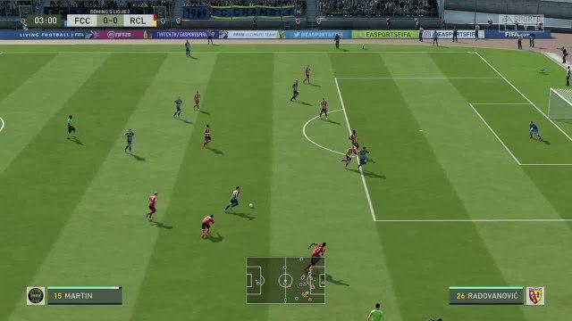FC Chambly Oise - RC Lens : notre simulation FIFA 20 (L2 - 35e journée)