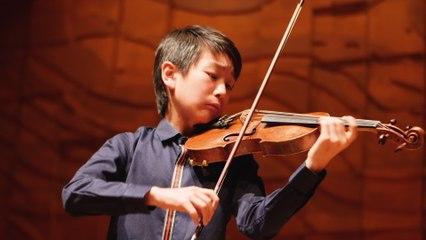 Christian Li - Li Zili: Fisherman's Harvest Song