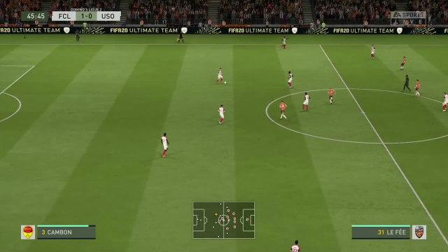 FC Lorient - US Orléans : notre simulation FIFA 20 (L2 - 35e journée)