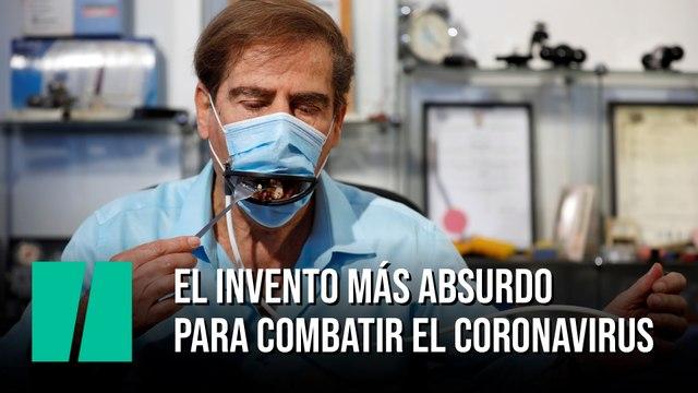El invento más absurdo para combatir el coronavirus