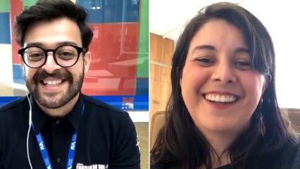Entrevista com a diretora de conteúdo do Museu do Futebol, Daniela Alfonsi