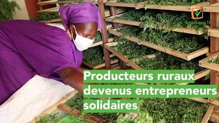 Burkina Faso : Producteurs ruraux devenus entrepreneurs solidaires