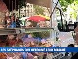 A la Une : les stéphanois retrouvent leurs marchés / fin du suspens sur parcours Sup / Un second tour des municipales à la fin juin ? / Les gorilles de Saint-Martin-la-Plaine retrouvent leur public -  Le JT - TL7, Télévision loire 7