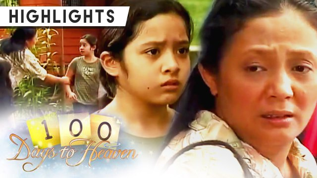 Myrna is avoided by Claire | 100 Days To Heaven