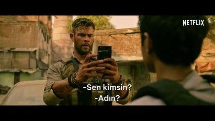 Extraction (2020) Türkçe Altyazılı Fragman