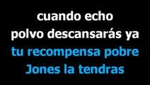 16 Toneladas -  Alberto Vasquez - Karaoke - Letra