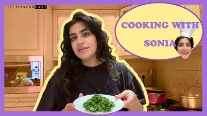 Sonia Cooks: Tharid