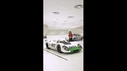 Porsche Guided international Museum tours