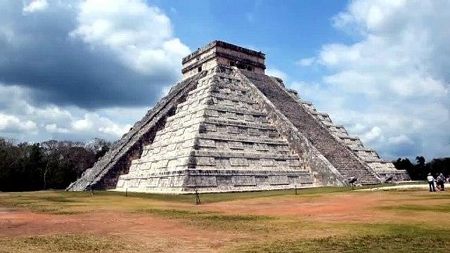 Les Mayas -Chichén Itzá