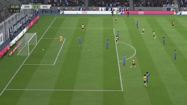 Grenoble Foot 38 - FC Sochaux : notre simulation FIFA 20 (L2 - 36e journée)