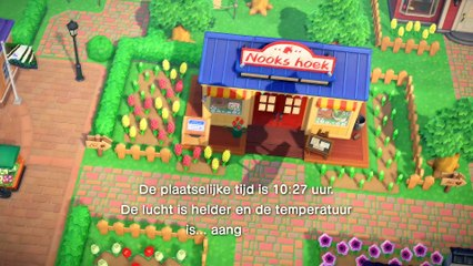 Animal Crossing: New Horizons - Eejjf Island Tour - 20 May 2020