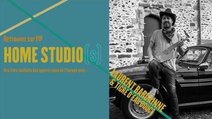 Home Studio(s) #7 : Laurent Bardainne