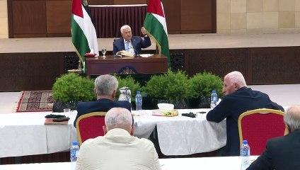 Abbas erklärt Abkommen mit Israel und USA für nichtig