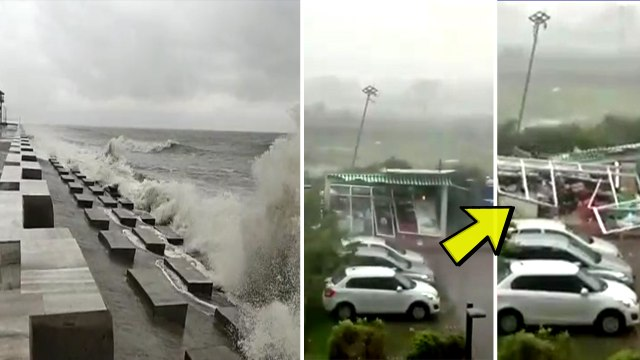 Cyclone Amphan Live : Landfall begins in Bengal, likely to go on for 4 hrs