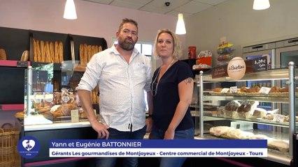 Je soutiens mon commerçant à Tours #6 - Les gourmandises de Montjoyeux