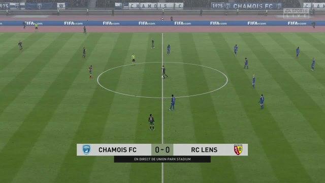 Chamois Niortais - RC Lens : notre simulation FIFA 20 (L2 - 37e journée)