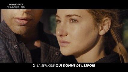 Top des répliques inspirantes de Shailene Woodley - Top cinéma