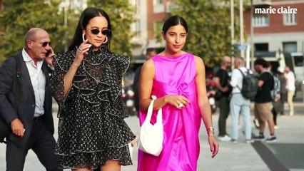 Tendencias 'street style' primavera/verano 2020: el vestido mini