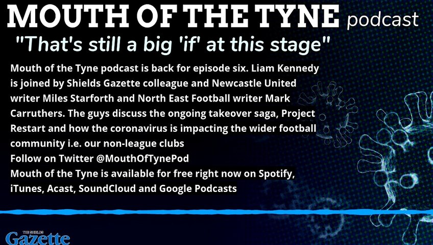 Mouth of the Tyne podcast: a preview from episode 6