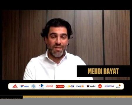 """Belgique - Bayat : """"Martinez continue de faire l'unanimité"""""""