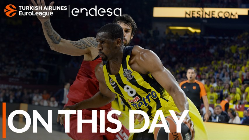 On This Day, May 21, 2017: Fenerbahce is champ for the first time