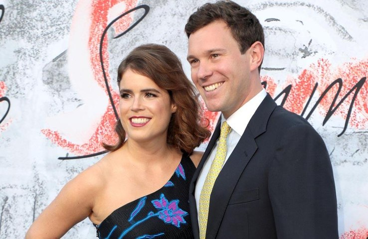 Princess Eugenie and her family were told to 'prepare for the worst' after father-in-law contracted coronavirus
