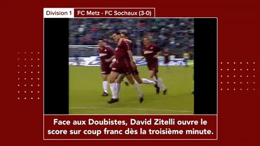 C'était un 20 mai... face à Sochaux !
