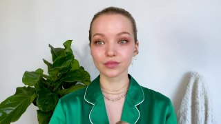 """Dove Cameron on Her """"Rigorous"""" Skin-Care Routine and Day-to-Night Makeup Routine"""
