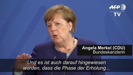 Corona-Folgen: Merkel lehnt Steuererhöhungen erneut ab