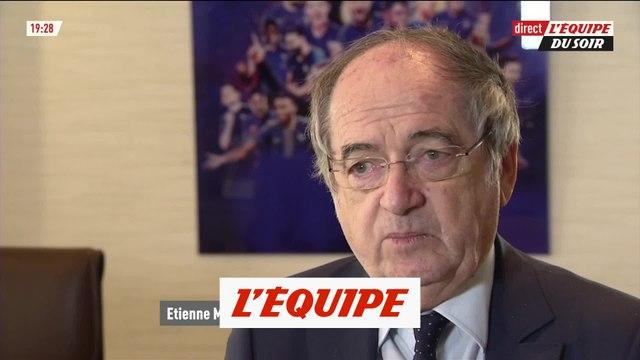 La LFP vote la Ligue 2 à 22 clubs, Noël Le Graët devrait s'y opposer - Foot - L2