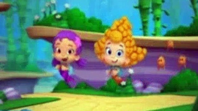 Bubble Guppies Season 1 Episode 6 The Grumpfish Special