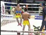 Muay Thai TKO Siam Omnoi Stadium Dec 15, 2007