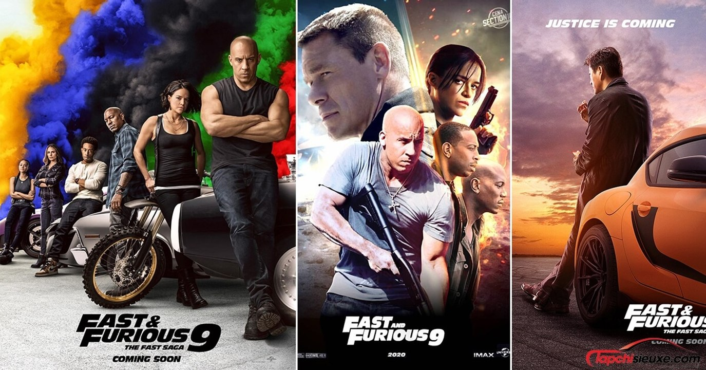 FAST AND FURIOUS 9 Teaser Trailer (2021) - video Dailymotion