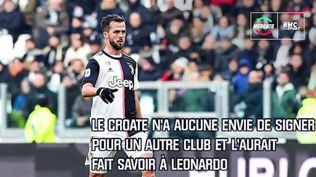 """Mercato : """"J'irai seulement au Barça"""", Pjanic aurait mis un stop au PSG"""