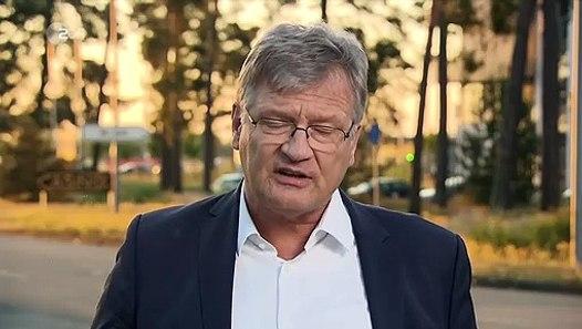 Toll! Andreas Kalbitz im Polit-Tindergarten