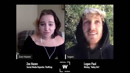 How Logan Paul Learned to Dance for 'Valley Girl' Despite Being a '200-Pound Brick of a Human'