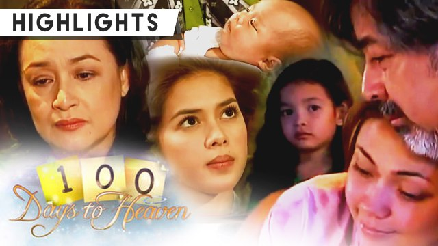 Anna remembers her daughter after overhearing Andres and Sophia's conversation | 100 Days To Heaven