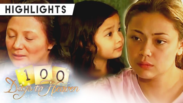 Myrna's prayer makes Sophia feel guilty | 100 Days To Heaven