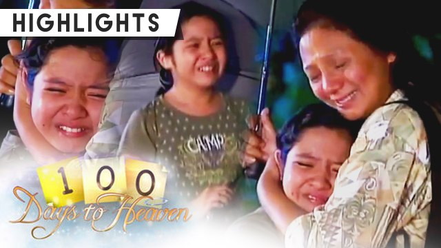 Claire runs after Myrna and reconciles with her | 100 Days To Heaven