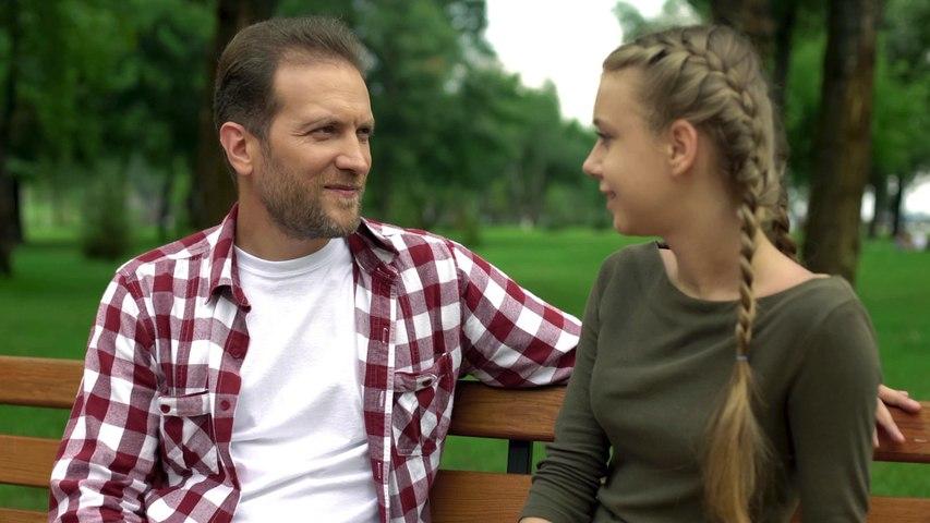 Adolescentes: la relación padre e hija