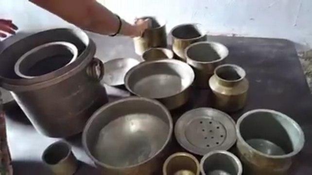 Viral Video : இதுவரை நீங்கள் பார்க்காத ரெயில் அடுக்கு சமையல் பாத்திரம்