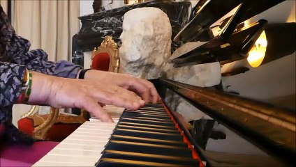 canzonetta improvisation piano vladimir mitz