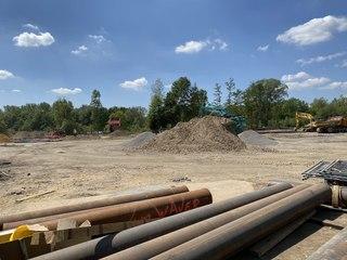 VIDÉO| Visite au coeur du chantier colossal de Walibi